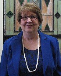Candy Vance, Steward, Church Board Secretary
