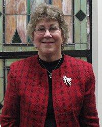 Doris Westfall, Steward, Office Secretary