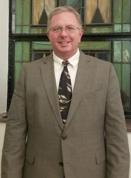 Rev. Randy Lanham, Assistant Pastor